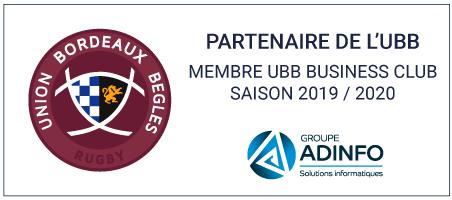 partenaire UBB